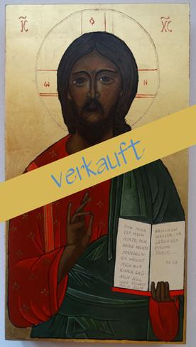 Christus der Pantokrator