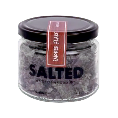 Salted - Smoked Flakes 100gr