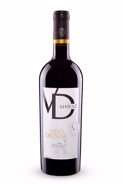 Vino Dessera - Syrah 2015