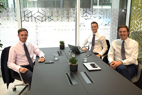 Connect Corporate Finance team