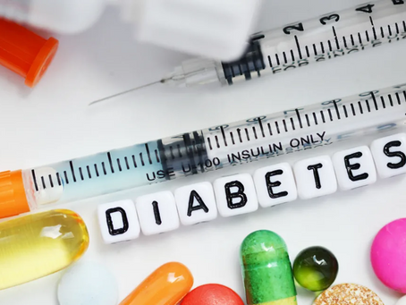 Diabetes - Causes, Symptoms & Symptoms