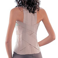 Conwell Spinal Brace with Brace