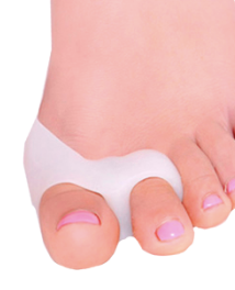 2 pieces Gel Bunion Toe Spreaders