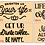 "Thumbnail: Take and Make Wood Sign Kit - 6""x11"""