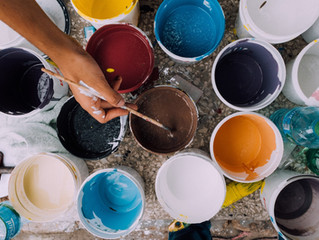 Choosing the Right Colours for Your Walls