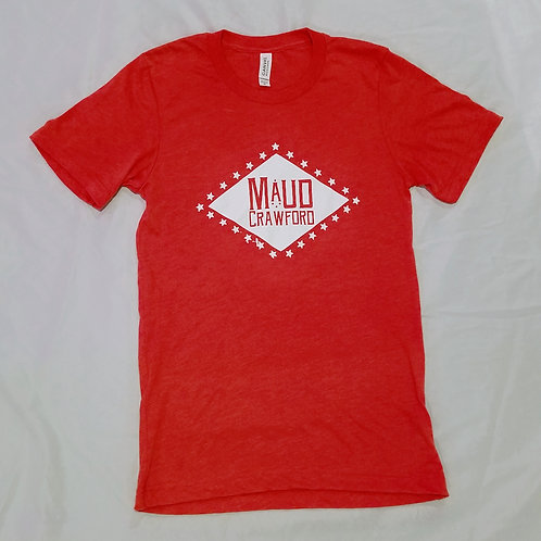 Maud Crawford red flag T