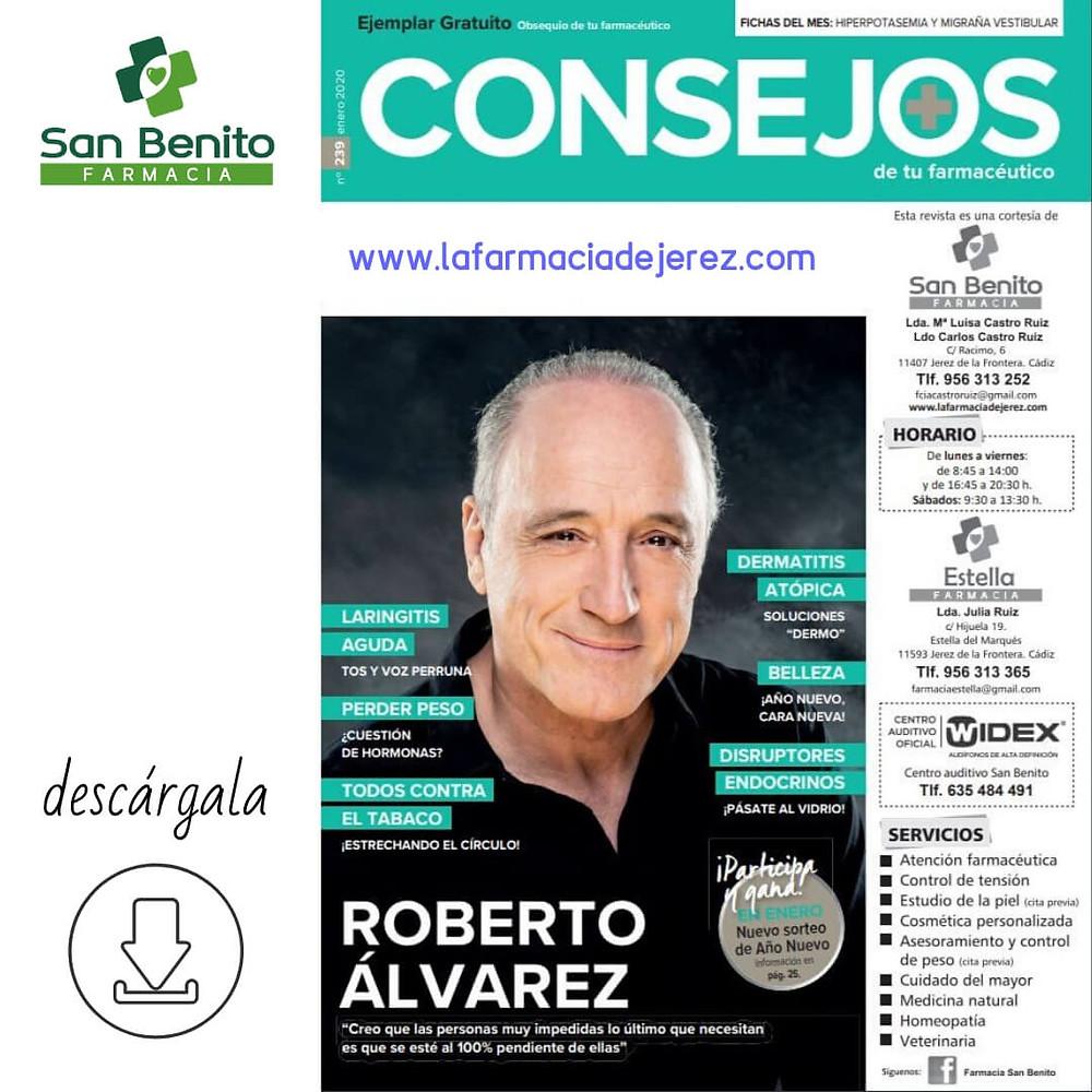 Revista Consejos Enero
