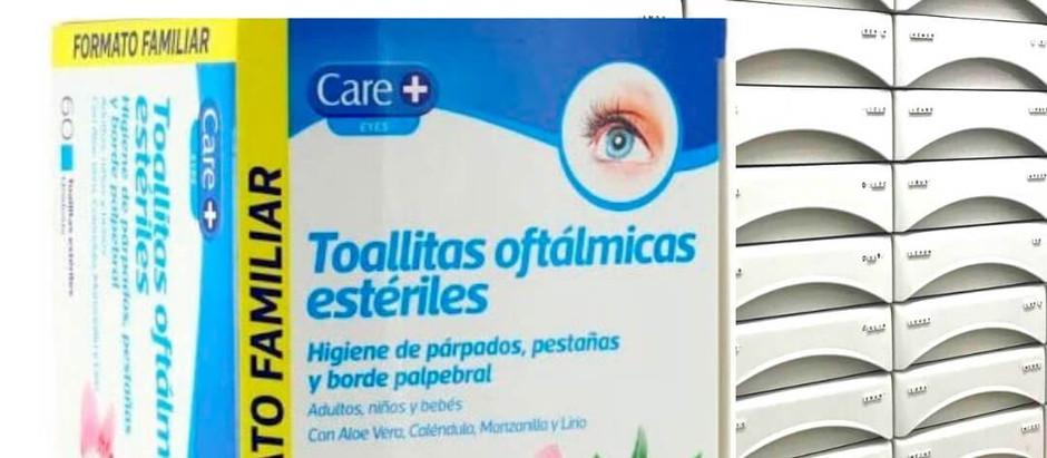 Farmacia Jerez: Toallitas Higiene Ocular