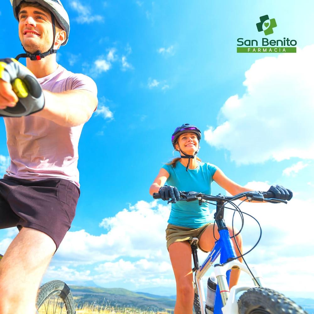 Farmacia Jerez: Deporte y Felicidad
