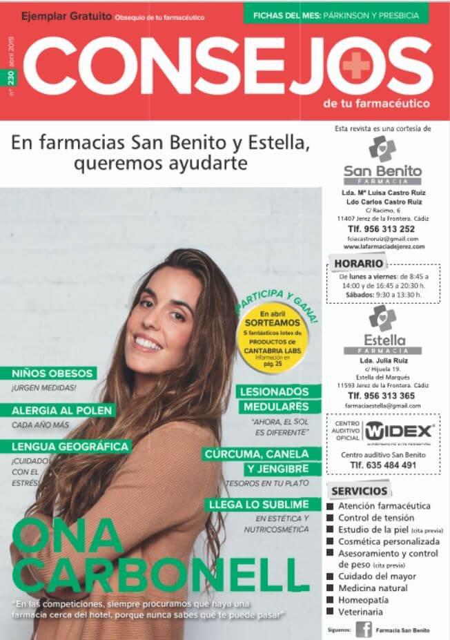 revista consejos abril 2019