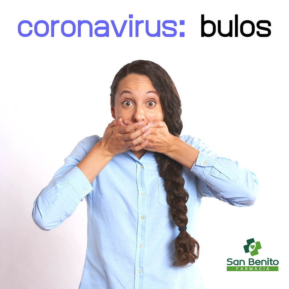 Coronavirus en Jerez: Bulos