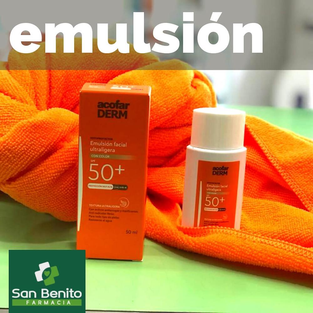 farmacia en jerez emulsión solar
