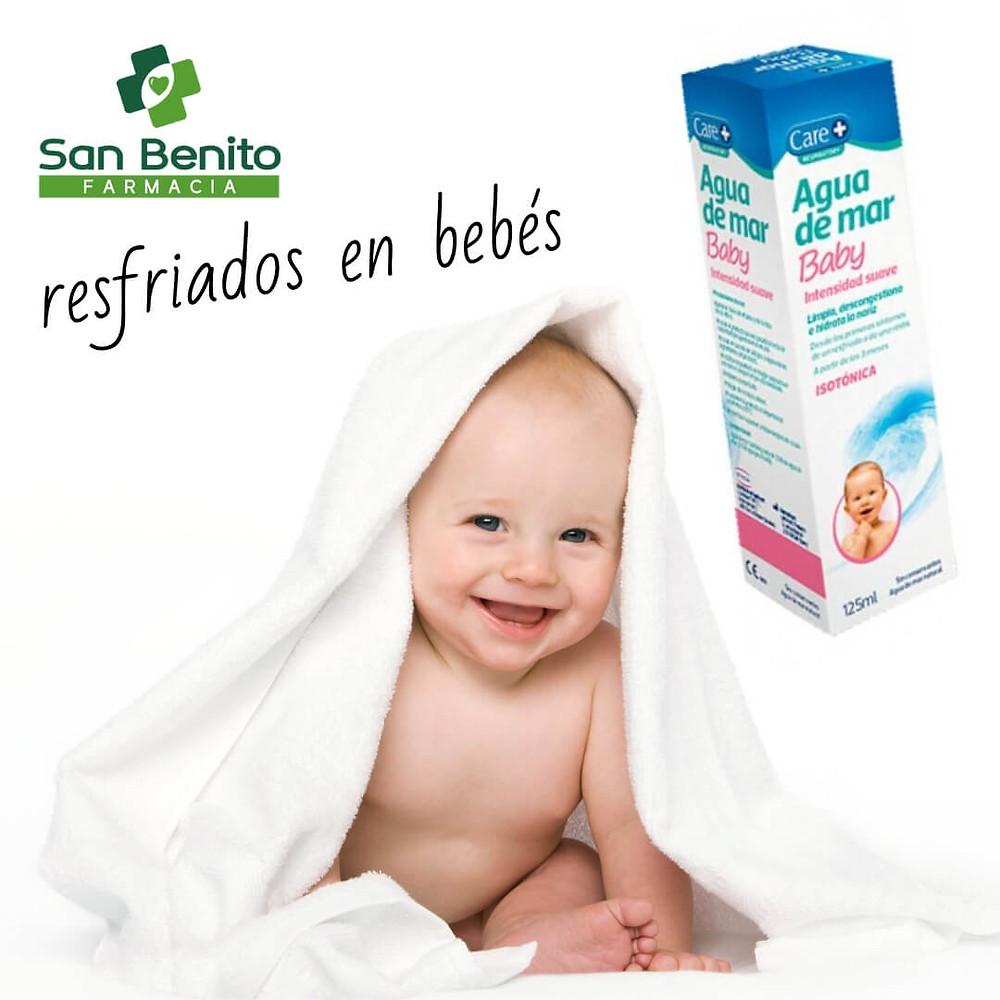 Farmacia Jerez: ¿Por qué limpiar la naricita de un bebé