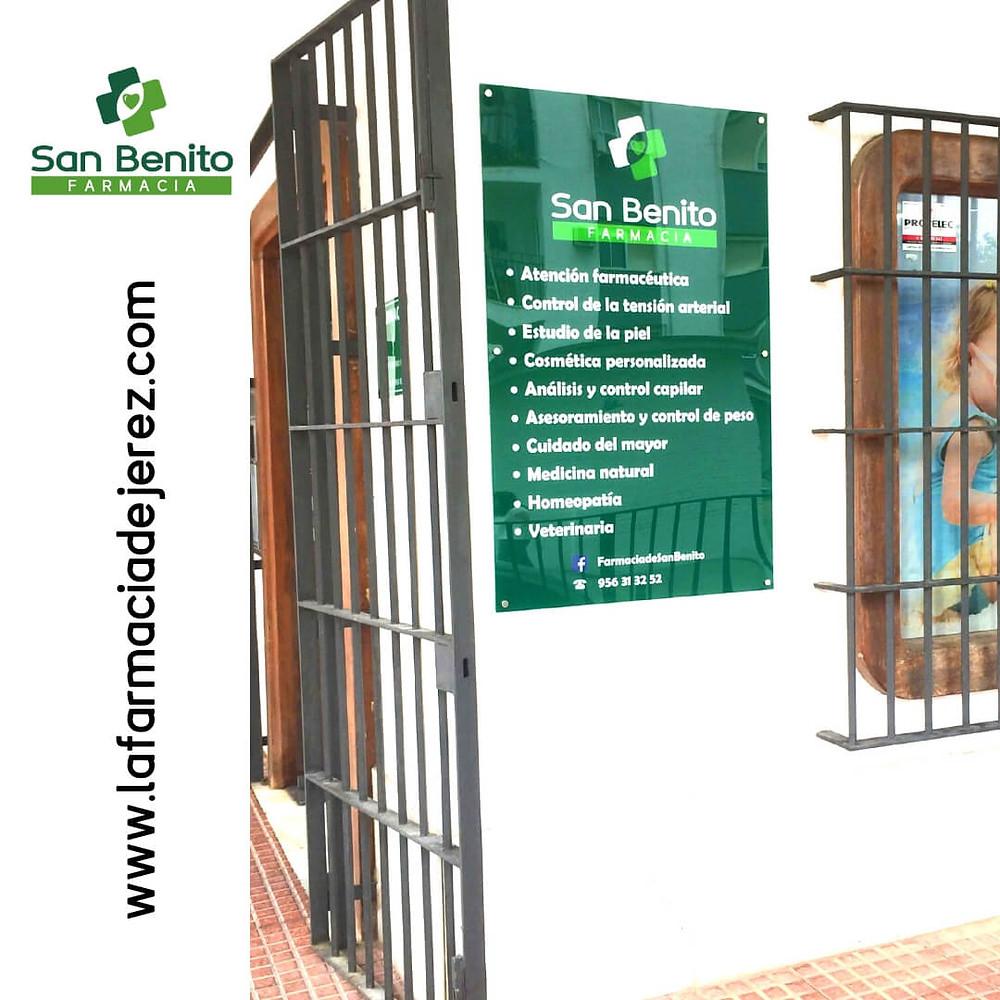 Farmacia en Jerez de la Frontera