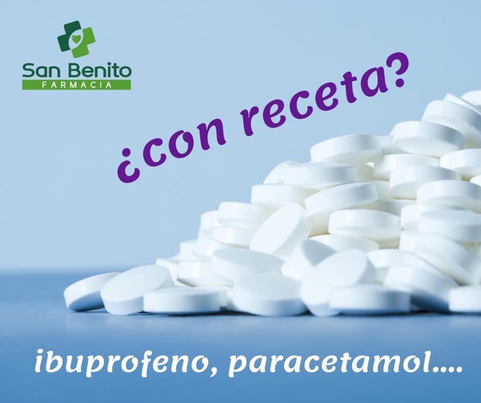 receta ibuprofeno y paracetamol jerez