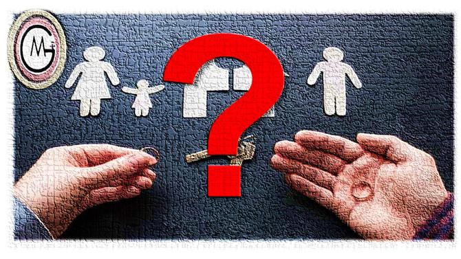 נמצאים בפתח של הליך הגירושין? מבולבלים?