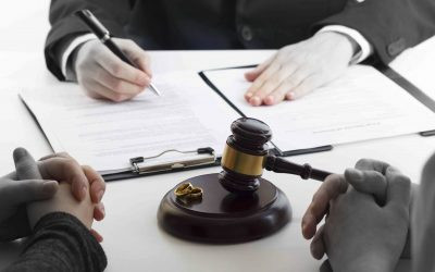 צלקת מהליך הגירושין