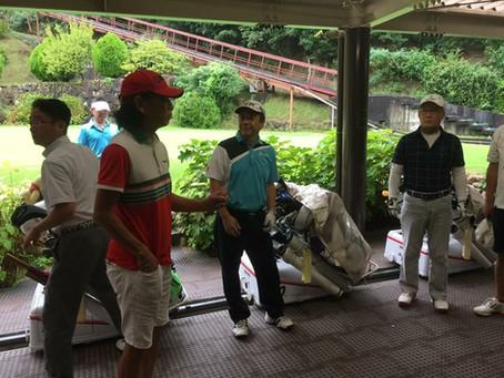 第一回神戸ゴルフアカデミーopenコンペIN菊水ゴルフクラブ