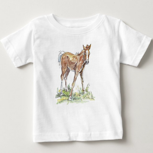 SaddleBabies Foal T