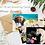 Pony and Belle horse lover gift card pack of ten horse art cards by Sydney artist and designer, Belinda Baynes.