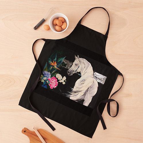 Equestrian lover apron
