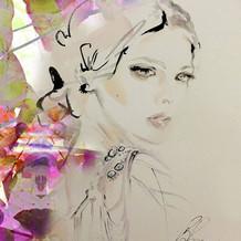 'Anna' by Belinda Baynes