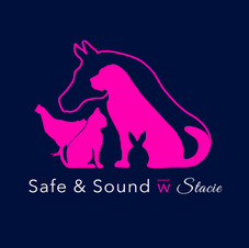 Logo design - Safe & Sound with Stacie