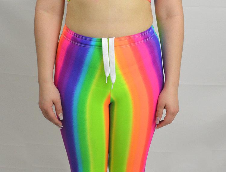 Rainbow Legging