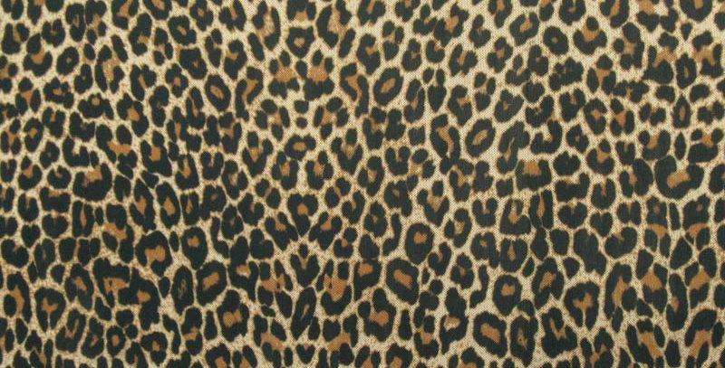 Leopard Skin Jock Strap