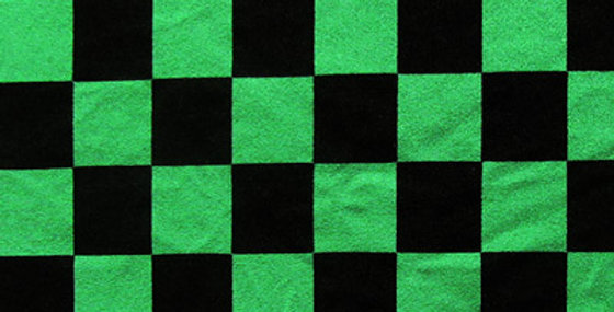 Green Check Jock Strap