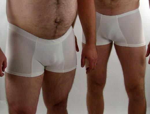 Seamed Front Underwear