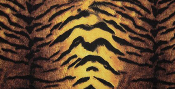 Tiger Skin Jock Strap
