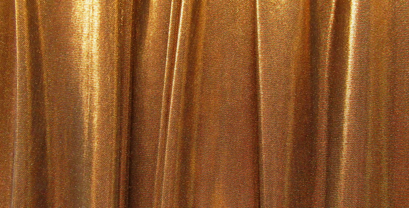 Copper Metallic Mesh