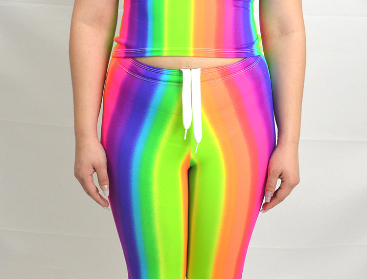 Rainbow Basic Top