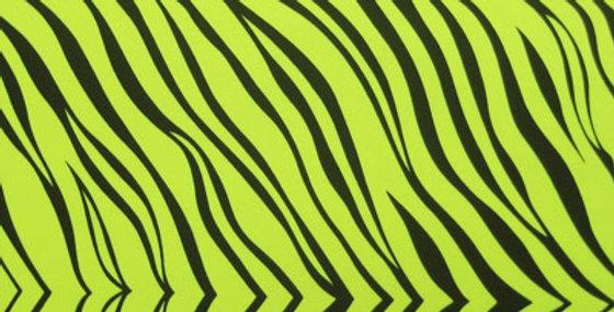 Yellow Zebra Jock Strap