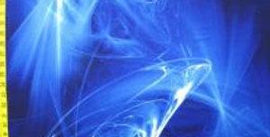 Blue Skies - Deep Neck Singlet