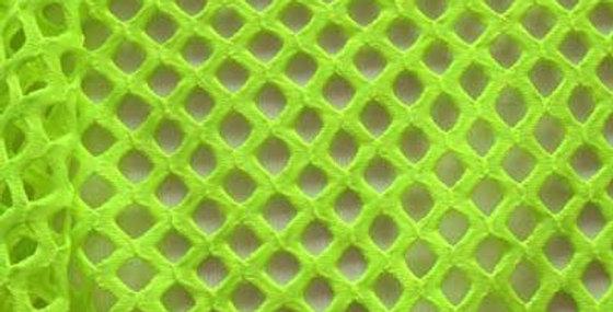 Neon Green Cabaret Mesh