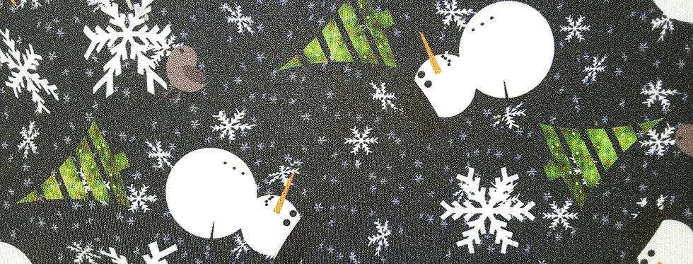 Holiday Snowman Jock Strap