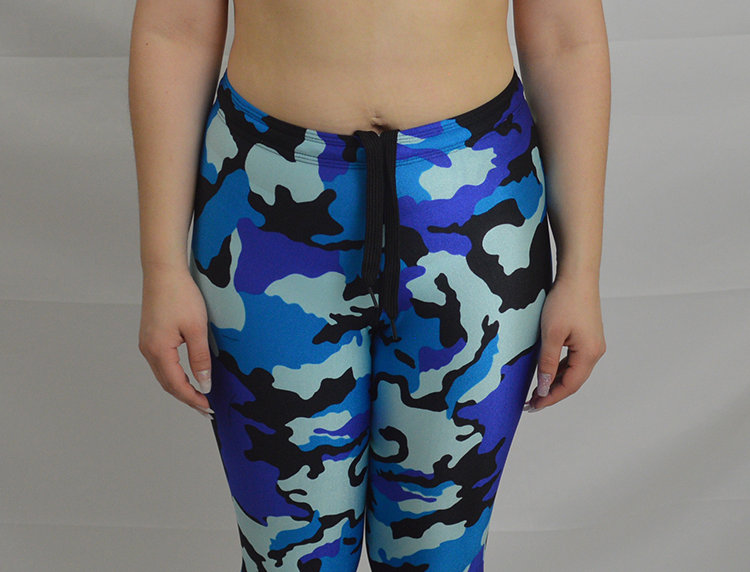 Camo Support Top