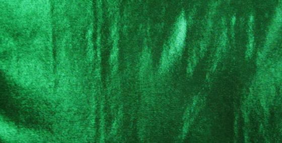 Green Metallic Mesh