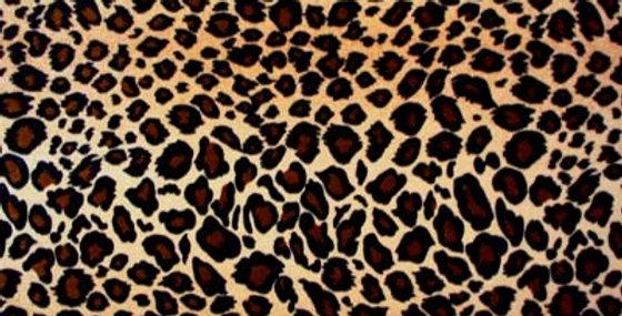 Leopard Print Jock Strap