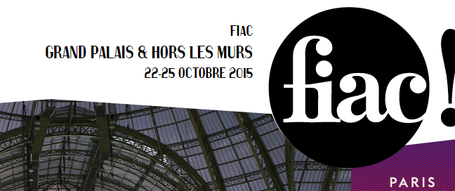 Paul Sharits at FIAC 2015 Paris!!!!!