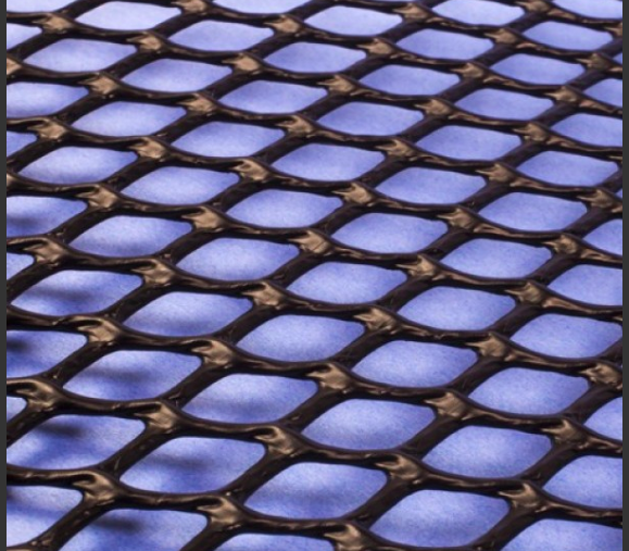 Light Duty Diamond Mesh Barrier