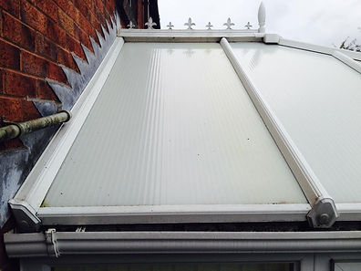 Clean Conservatory Roof Valet After image by Thor Cleaning Services