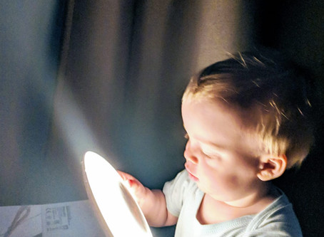 Dat licht, dat ben jij!