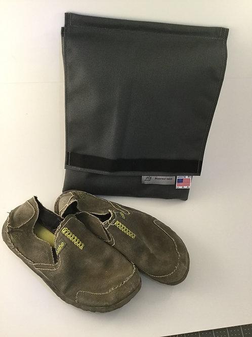 Grey Cordura Roof Top Tent Shoe Bag