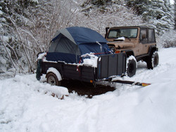 """My first """"Tent Trailer"""" in 07"""