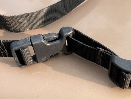 Long Term Review of Rezistent Gear Upgrade Roof Top Tent Billow Strap