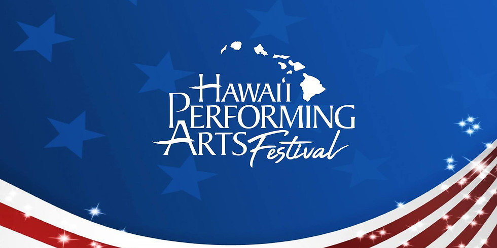 Hawaii Performing Arts Festival: Red, White, & Blues