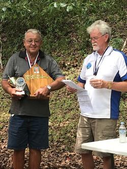Scope Cup & Doug Hawkins Trophy & Paul W